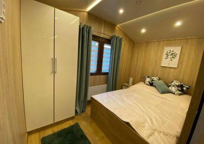 rodzinny nowy sypialnia
